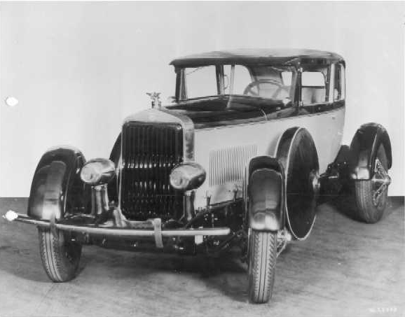 Used Cars Orillia >> Eddie Rickenbacker Collection - Auburn University Special Collections and Archives