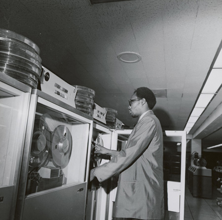 Automatic Data Processing Center, South Building, USDA, 1969