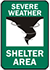 The Auburn University Libraries is a designated severe weather shelter