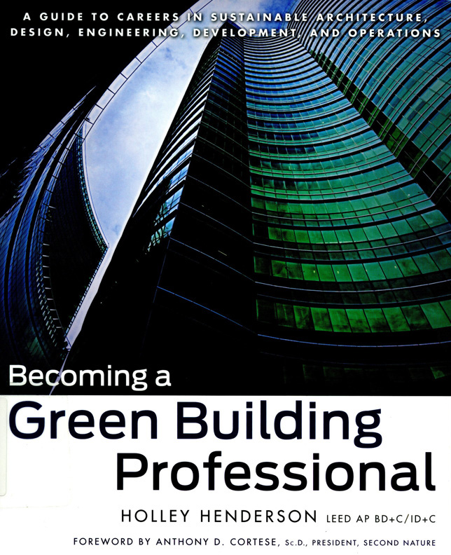 Green Building professional