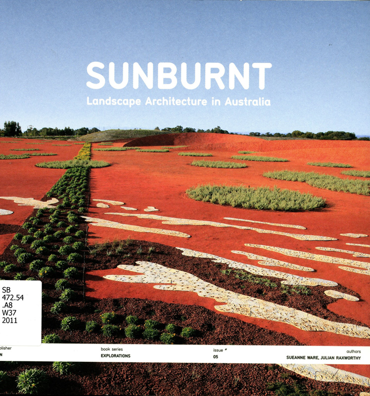 SUNBURNTlandscapearchitecturein Australia