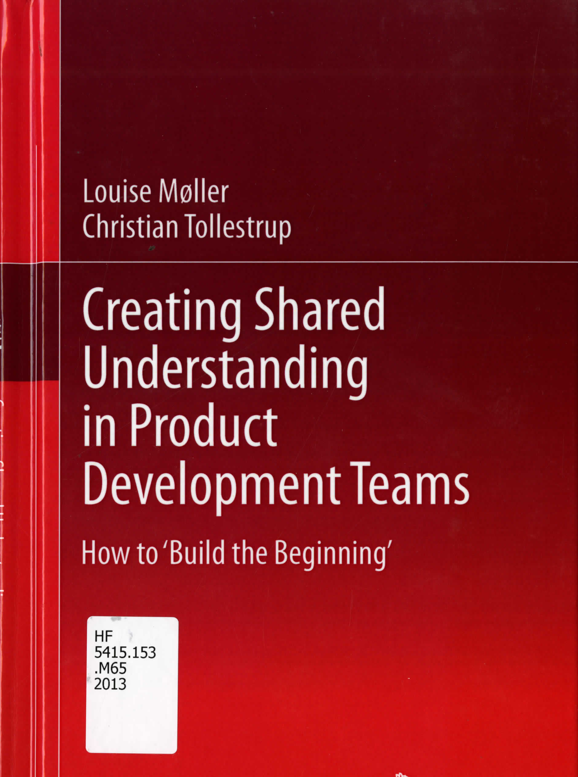 creating shared understanding in product teams