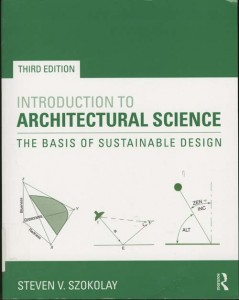 Intro to Architectural Science-WP