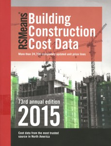 Building Construction Cost Data 2015