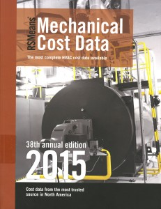 Mechanical Cost Data 2015