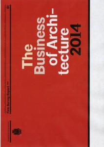 Business of Architecture Firm Survey Report 2014