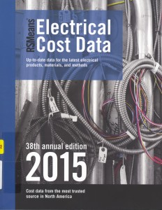 Electrical Cost Data
