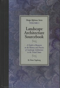 Landscape Architect Sourcebook