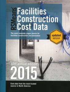 Facilities Construction Cost Data