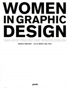 Women in Graphic Design Cover