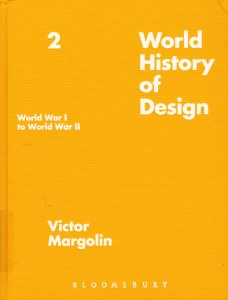 World History of Design--World War I to World War II