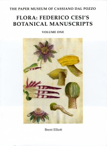 Flora--Federico Cesi's Botanical Manuscripts Vol. 1