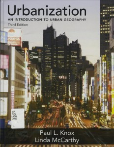 Urbanization--An Introduction to Urban Geography