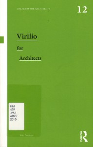 Virilio for Architects