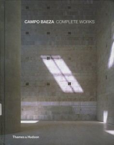 Campo Baeza Complete Works
