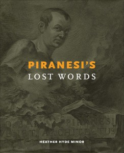 Piranesi's Lost Words