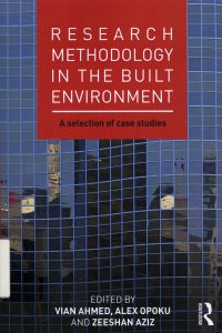 Research Methodology in the Built Environment