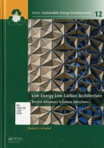 Low Energy Low Carbon Architecture