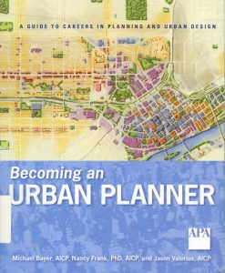 Becomig an Urban Planner