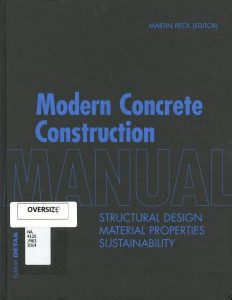 Modern Concrete Construction Manual